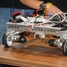 One of the Robotics team's robots - We expanded this year's exhibit as it was a past favorite