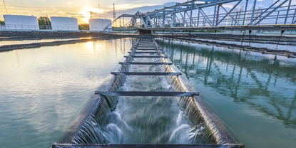 Water/ Wastewater treatment plant