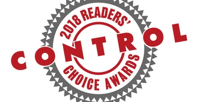 2018 Control Readers' Choice Awards