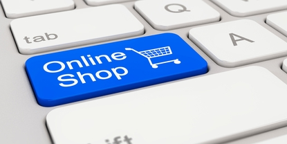 Online Shop Visual