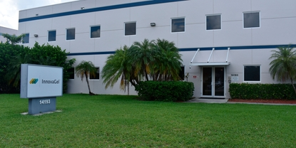 InnovaGel Facility in Miami, FL