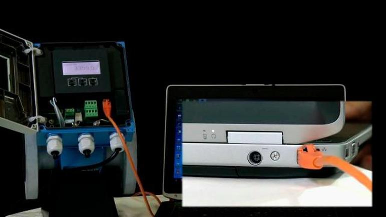 Proline Promag P 100 Electromagnetic flowmeter | Endress+Hauser