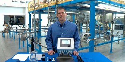 Endress+Hauser's tech support released short and simple education videos on their products.