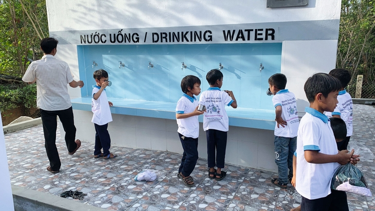The Endress+Hauser Water Challenge: Supported Project